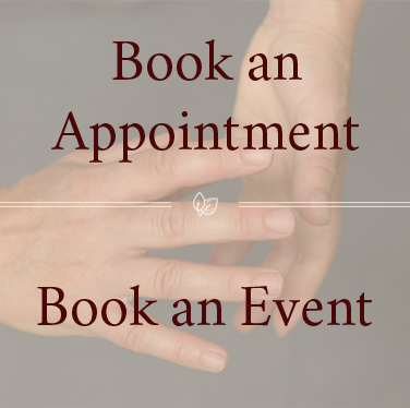 book an appointment or event